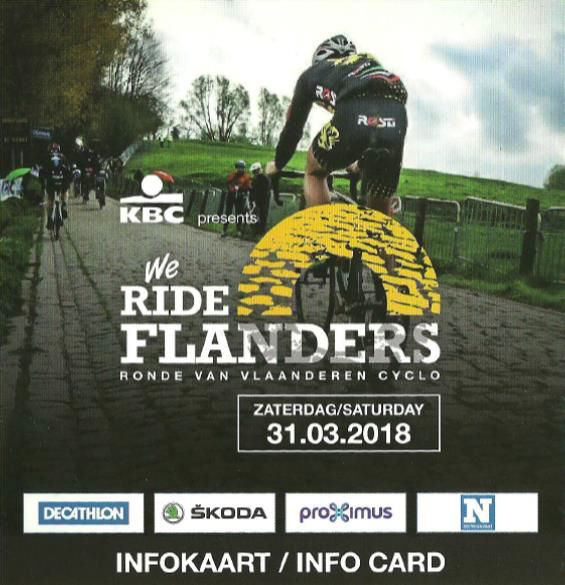 tour des flandres flyer